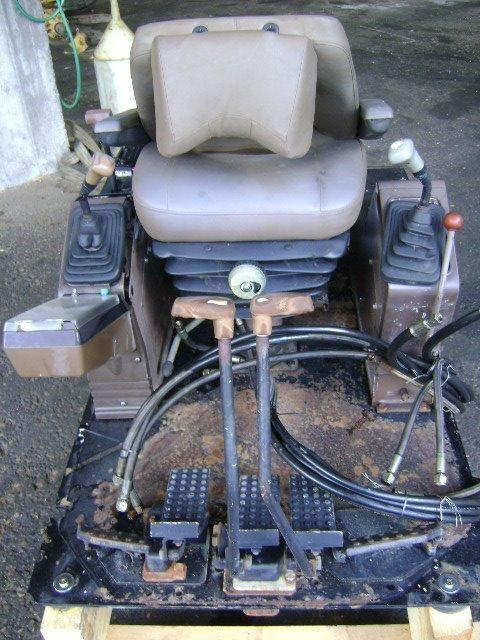 seat for FIAT Hitachi  excavator