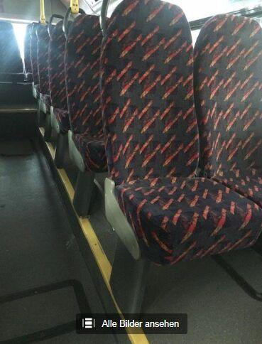 MAN seat for MAN A20, A21,A23 und A26 bus