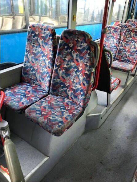 MERCEDES-BENZ seat for MERCEDES-BENZ Citaro 1 und Citaro 2 bus
