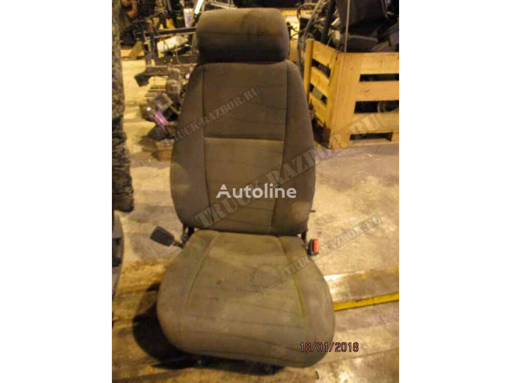 R seat for SCANIA tractor unit