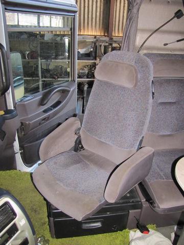 seat for RENAULT MAGNUM tractor unit