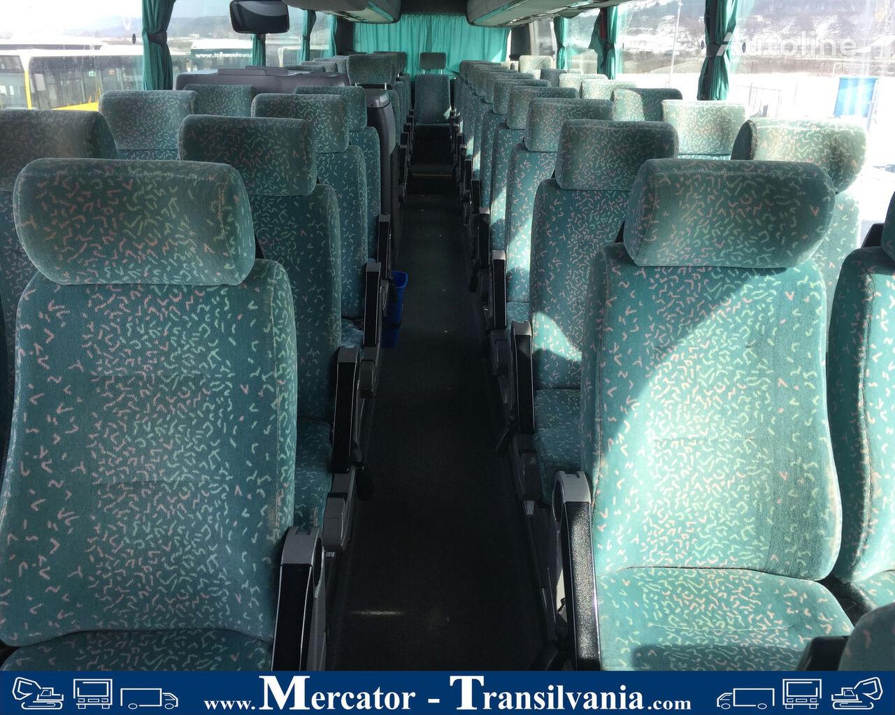 Schlafsessel mit Armlehnlen und Gurte, komplett set seat for SCANIA Irizar bus for parts