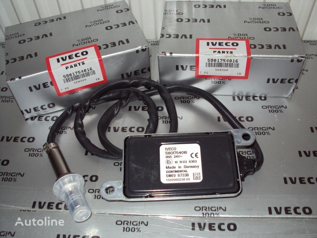 New Iveco Euro5 Nox Sensor 5801754016 5wk967338