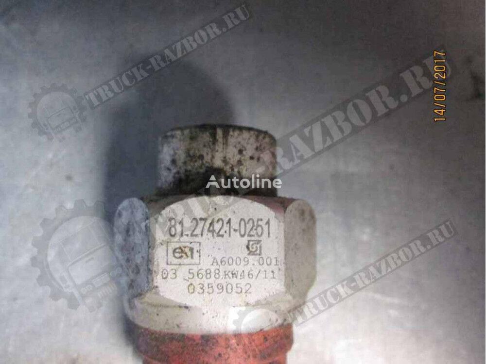 MAN davleniya (pnevmaticheskaya sistema) (81274210251) sensor for MAN tractor unit