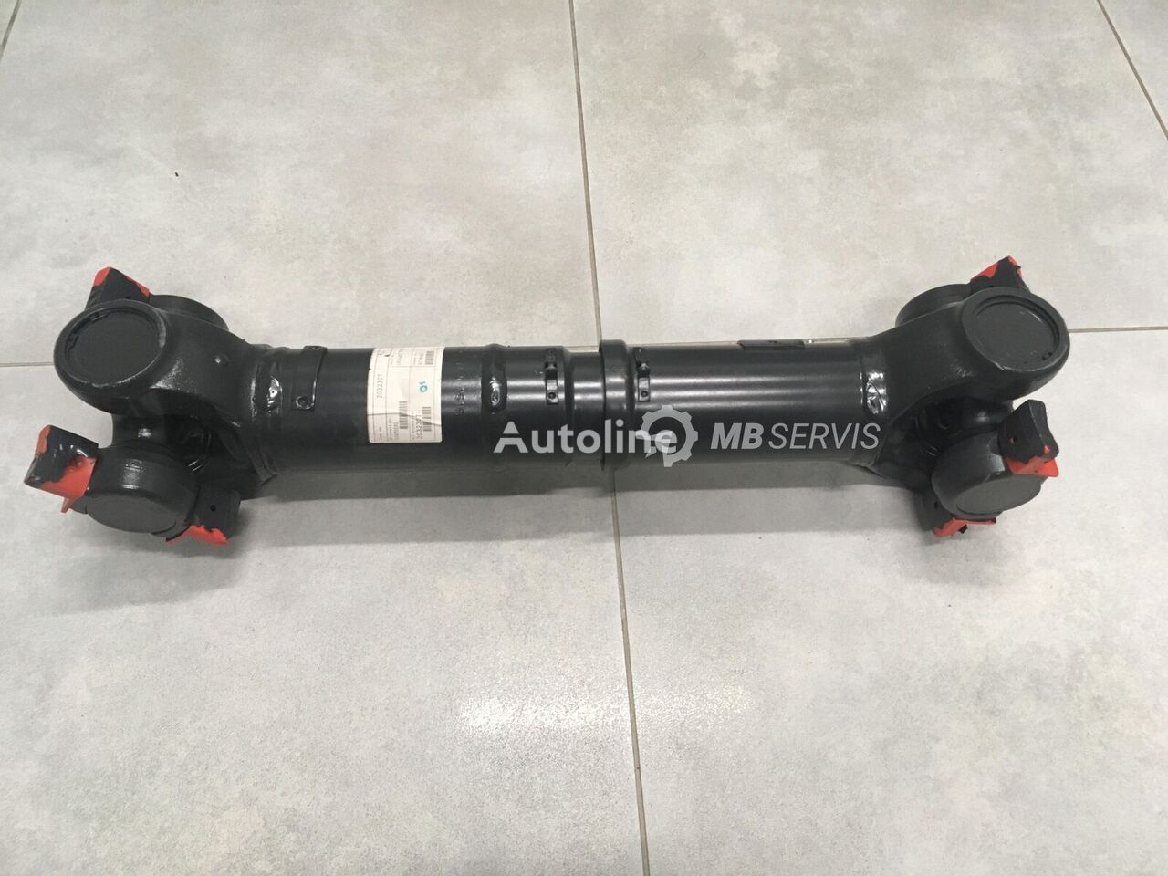 new SCANIA P520 (1796593) shaft for SCANIA 4,P,G,R,T,S tractor unit