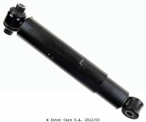 new MERCEDES-BENZ SACHS (311 644) shock absorber for MERCEDES-BENZ AXOR, ACTROS II truck