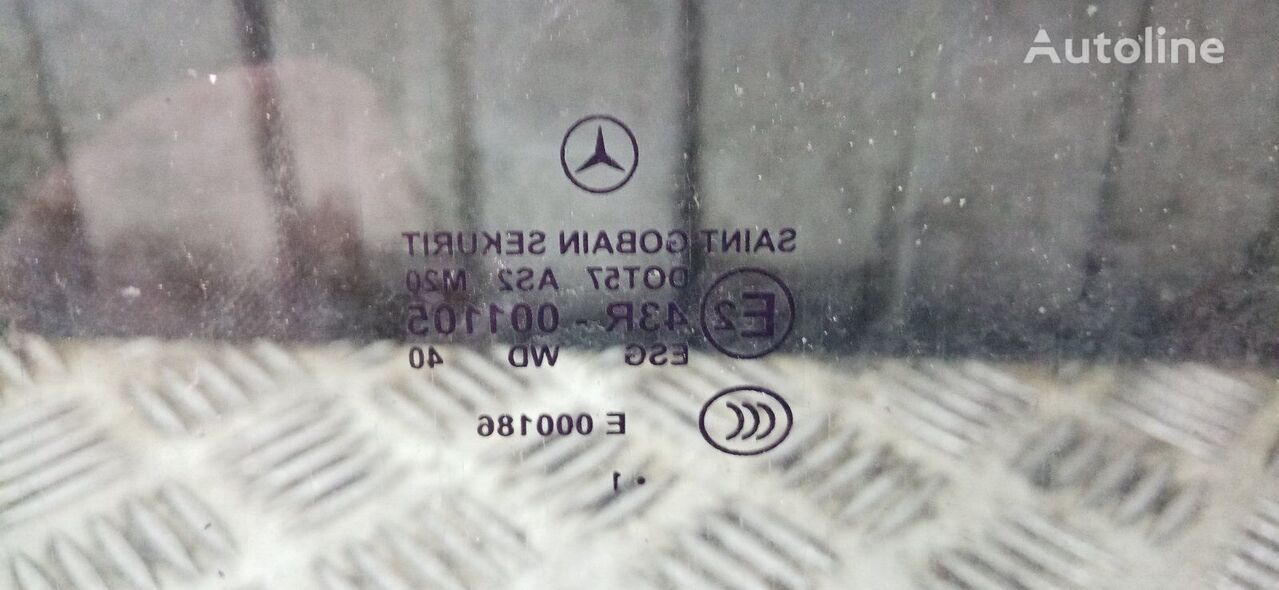 (A9737200318) side window for MERCEDES-BENZ truck