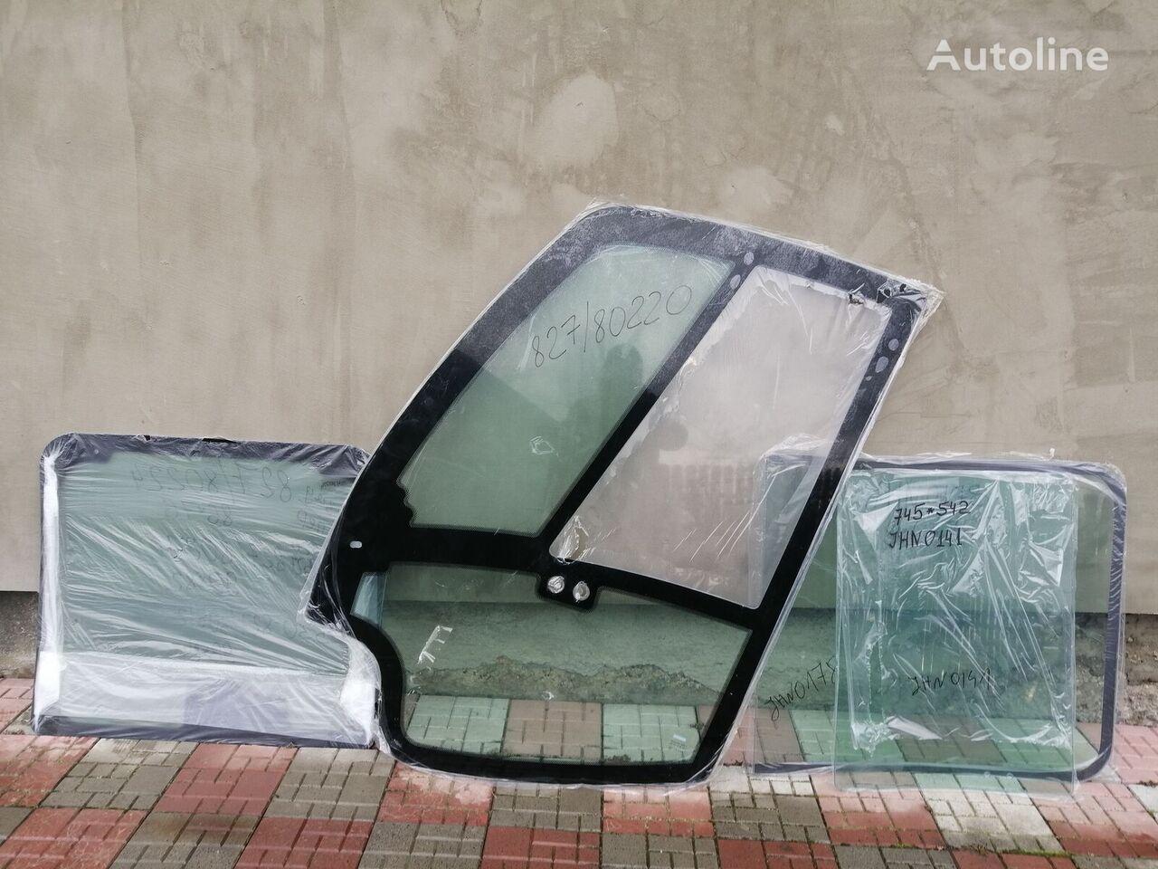 JCB side window for wheel loader