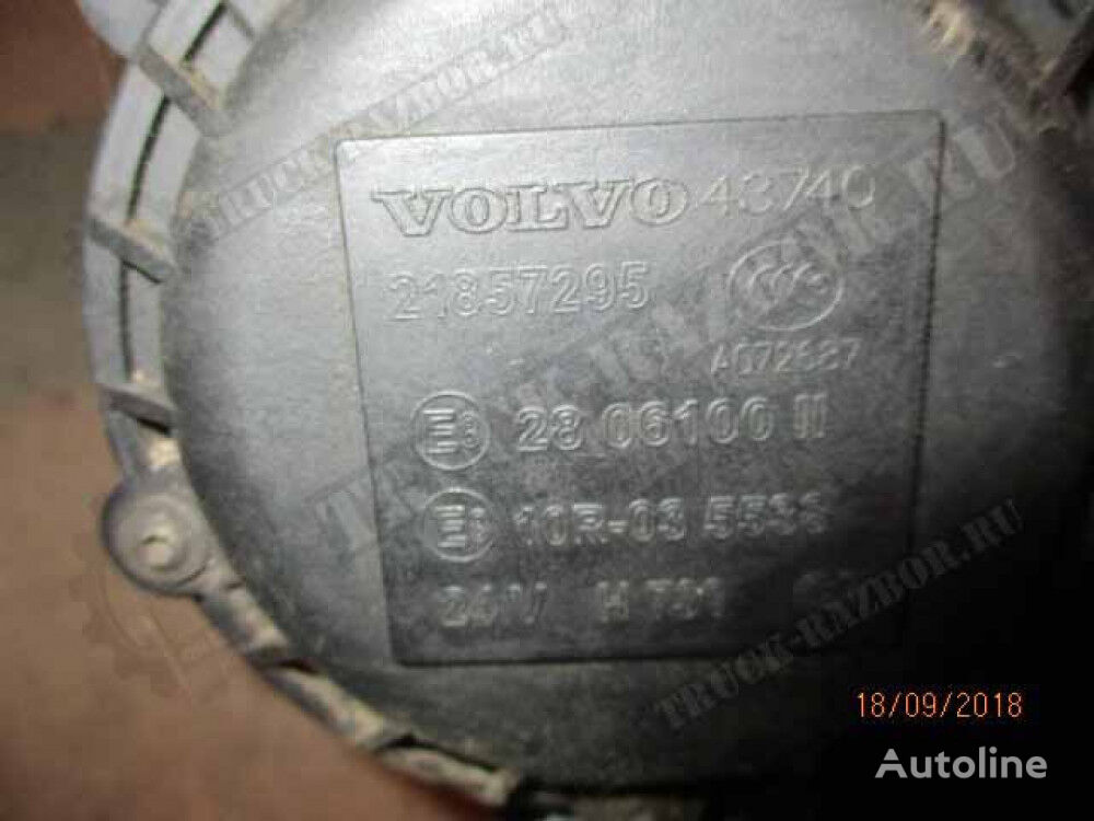 signal for VOLVO tractor unit