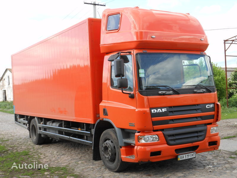 new DAF sleeper for DAF CF truck