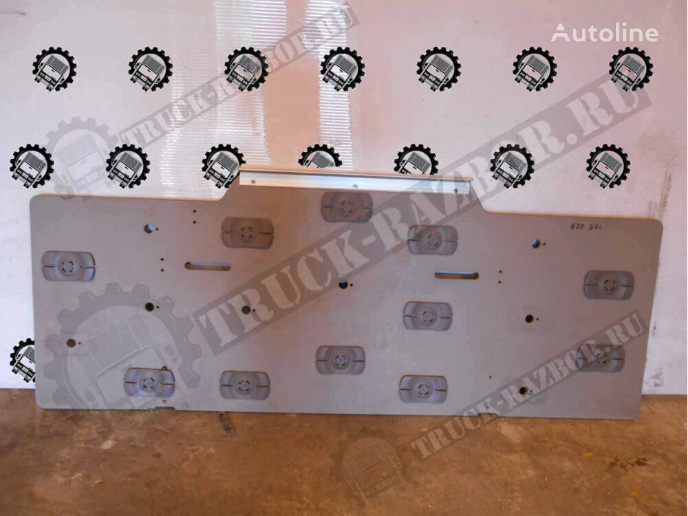DAF panel spalnogo mesta verhnyaya (1733299) sleeper for DAF tractor unit