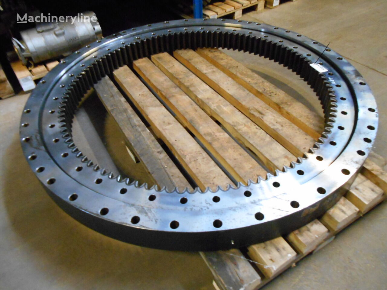 HITACHI GN7 slewing ring for excavator