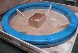 new KRUPP Łożysko wieńcowe, wieniec obrotu slewing ring for KRUPP KMK 2025, 3045, 3050, 4070, 4080, 5090. mobile crane