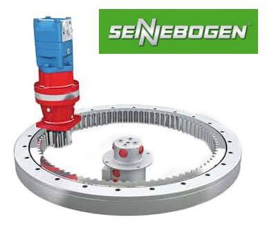 new SENNEBOGEN slewing ring for SENNEBOGEN 718, 723, 730, 735, 817, 818, 821, 825, 830, 835, 840, 850, 855, excavator