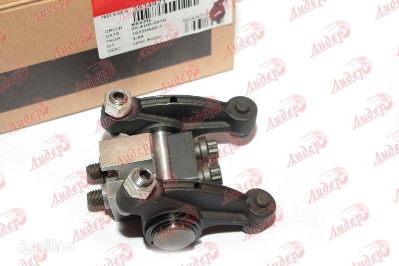 Rokera v zbore / Set of rockers arms spare parts for CASE IH combine-harvester