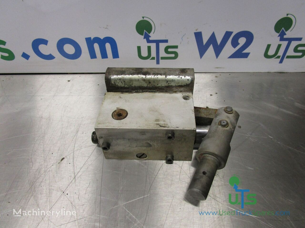 MANUAL HOPPER / BODY TIPPING JACK PUMP spare parts for SCHMIDT SWINGO 200 road cleaning equipment