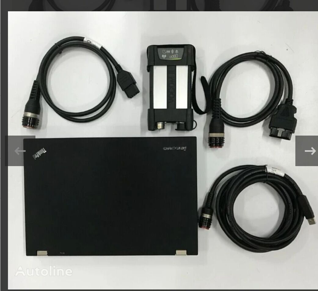 Volvo Diagnostic computer spare parts for tractor unit