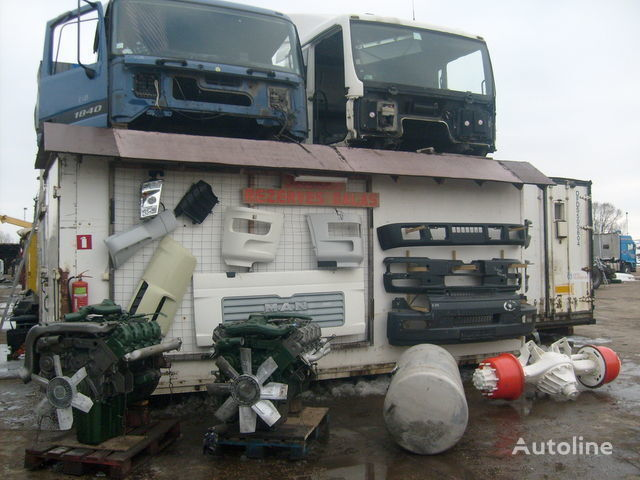 spare parts for truck