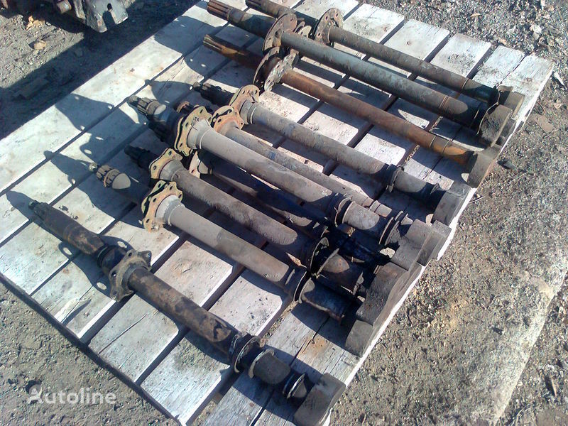 Kulaki rozzhimnye tormoznyh kolodok na polupricep spare parts for semi-trailer