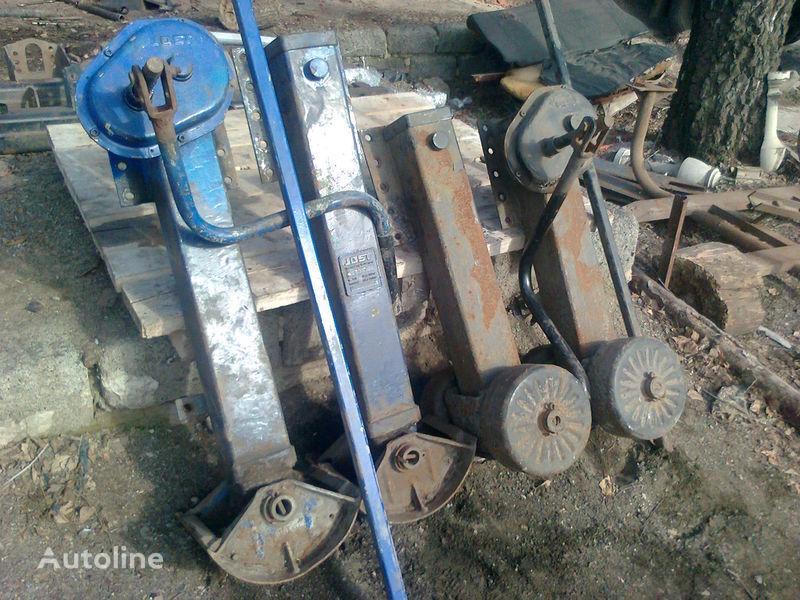 Lapy podemnye JOST na polupricep,Cherkassy spare parts for semi-trailer