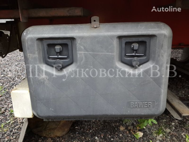 Yashchik instrumentalnyy b/u spare parts for semi-trailer