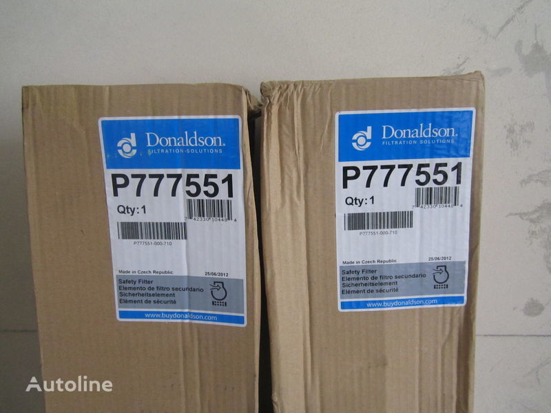 Filtr spare parts for Donaldson truck
