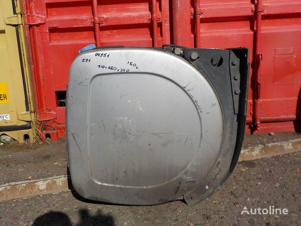 Bak mocheviny Volov/RVI 700X700X330 spare parts for truck