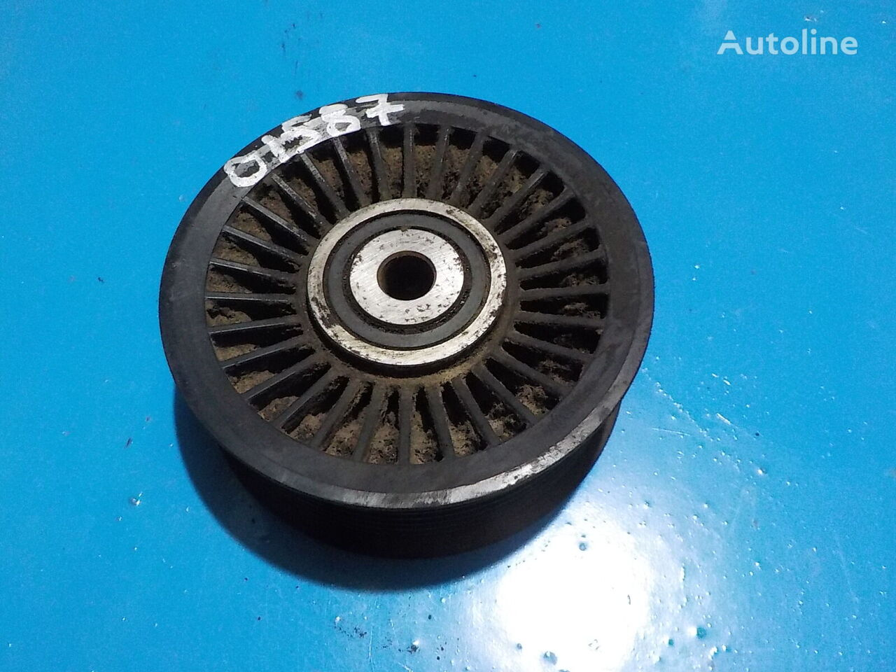 Rolik Scania spare parts for truck