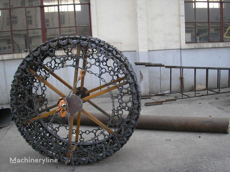 Shinozashchitnye cepi (kolchugi) spare parts for other construction equipment
