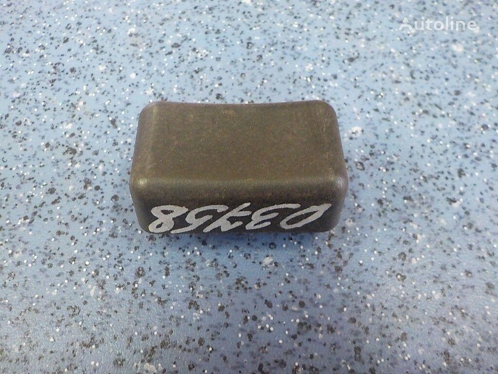 Zaglushka pod knopku Volvo spare parts for truck