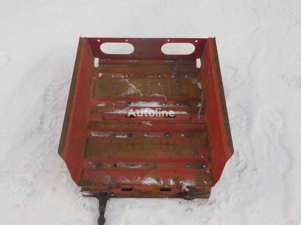 Akkumulyatornyy yashchik DAF spare parts for truck