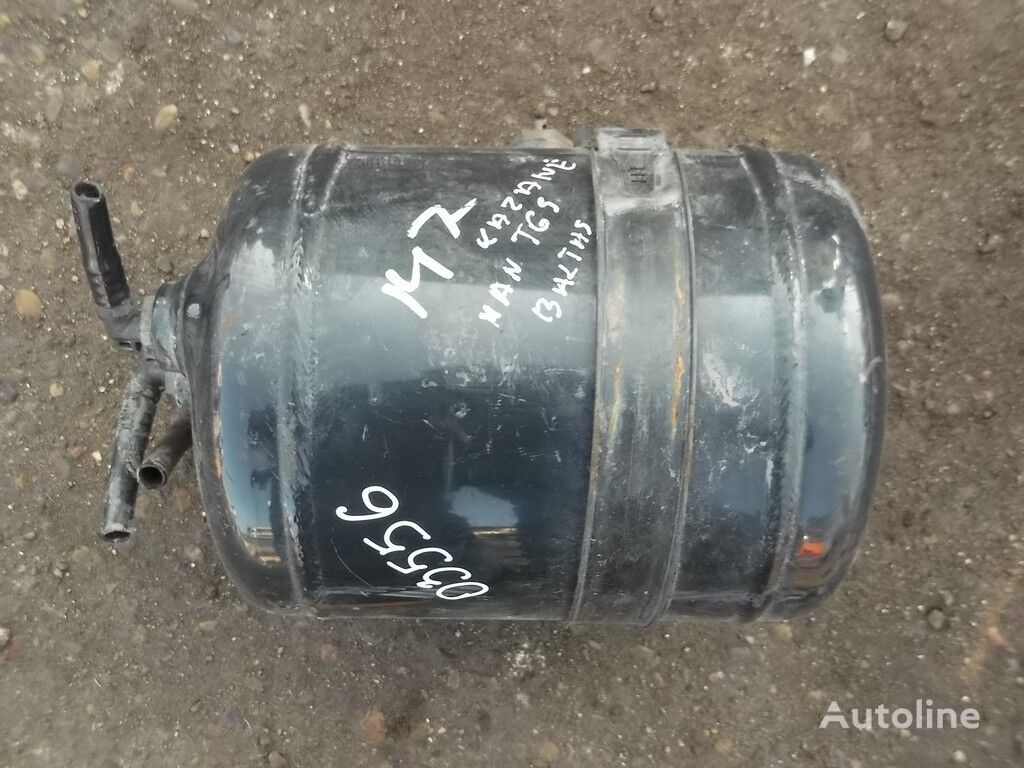 Ressiver MAN spare parts for truck