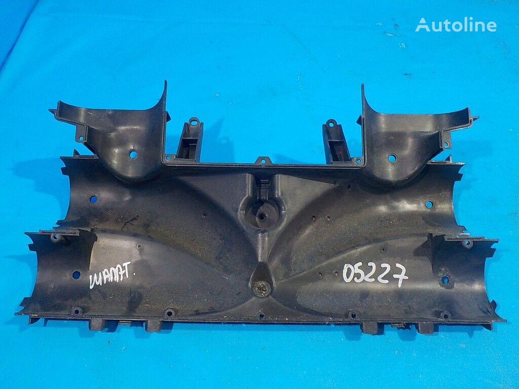 Korpus vozdushnoy zaslonki Scania spare parts for truck