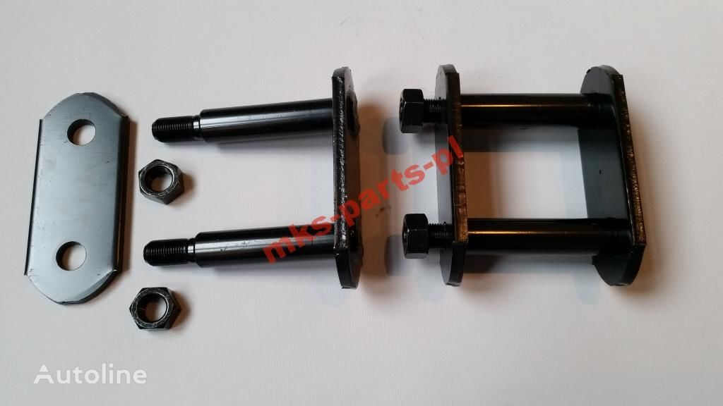 NEW FRONT SUSPENSION SPRING SHACKLE spare parts for MITSUBISHI truck
