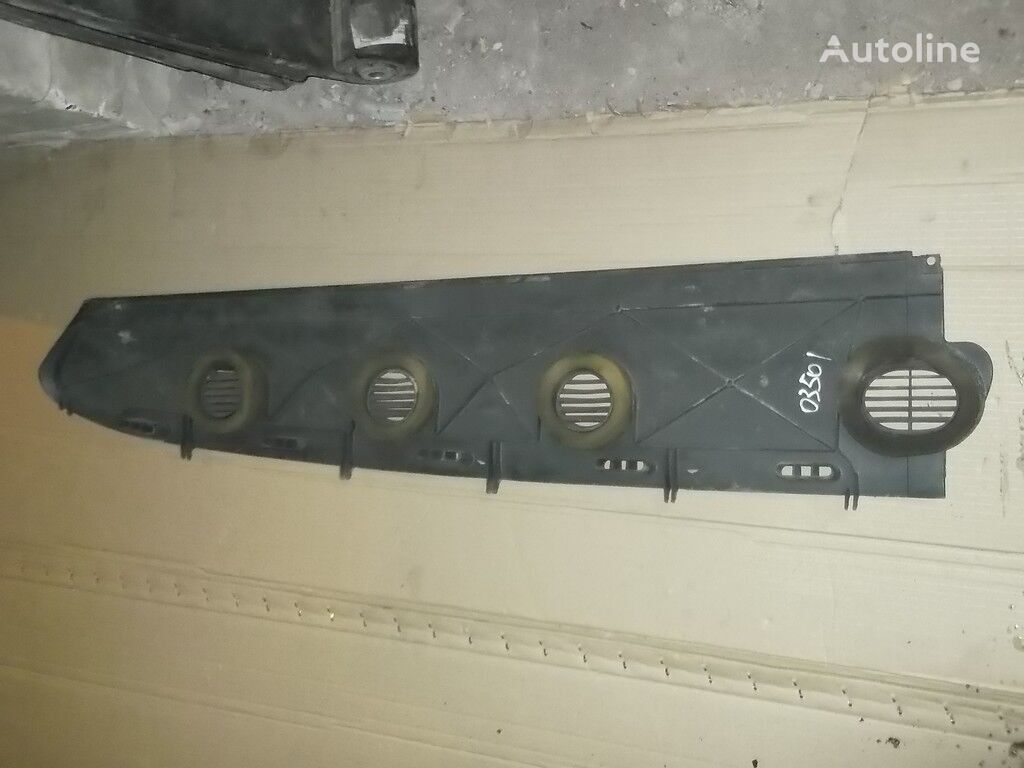 Vozduhovod peredney paneli Scania spare parts for truck