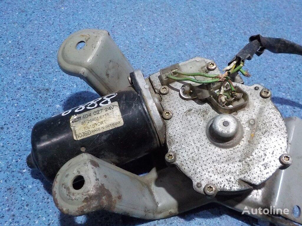 Motorchik stekloochistitelya MAN spare parts for truck
