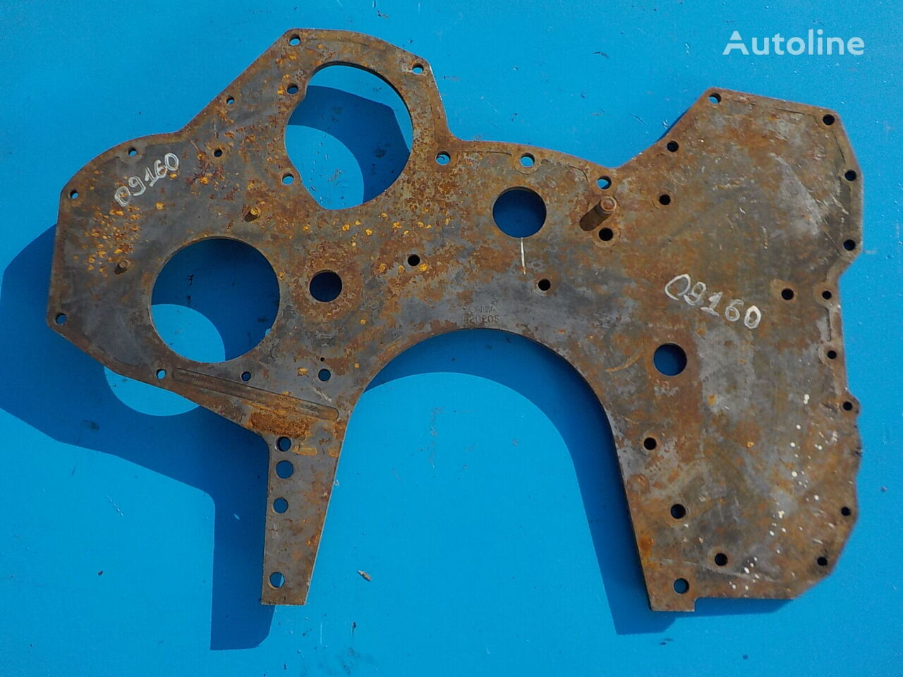 Plita GRM Scania spare parts for truck
