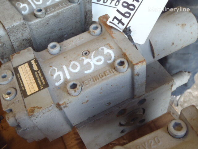 BERINGER HYDRAULIK AG LBV25SD894-8 spare parts for other construction machinery