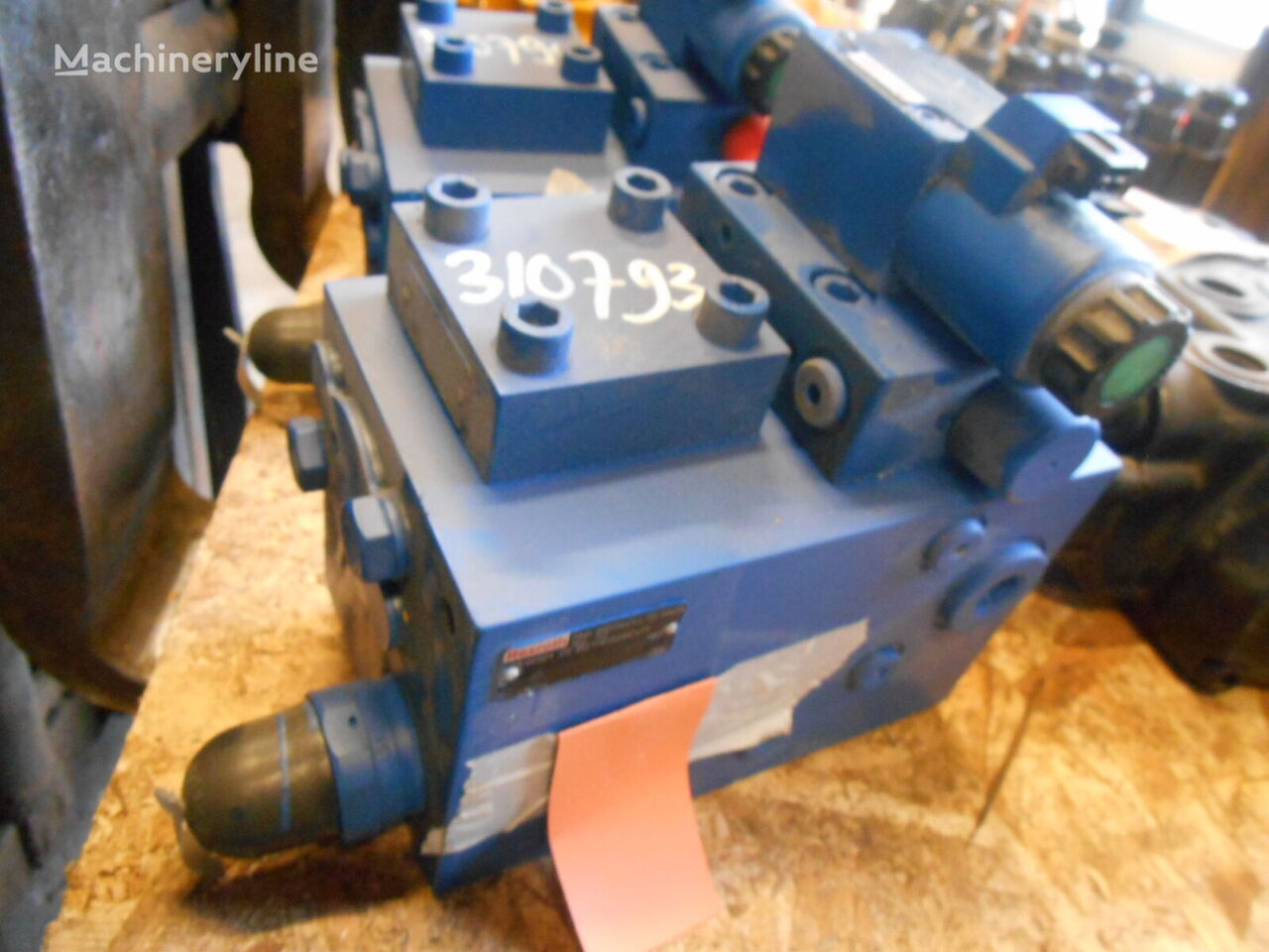 Rexroth R90096614 spare parts for excavator