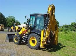 spare parts for JCB 3CX excavator