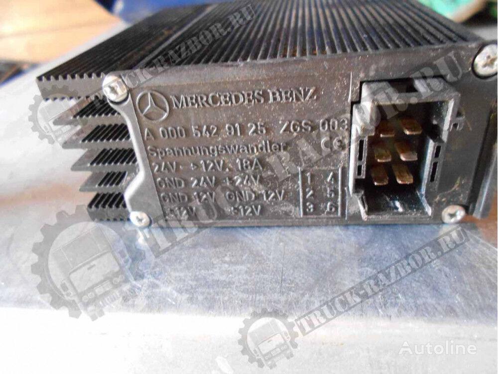 preobrazovatel napryazheniya spare parts for MERCEDES-BENZ tractor unit