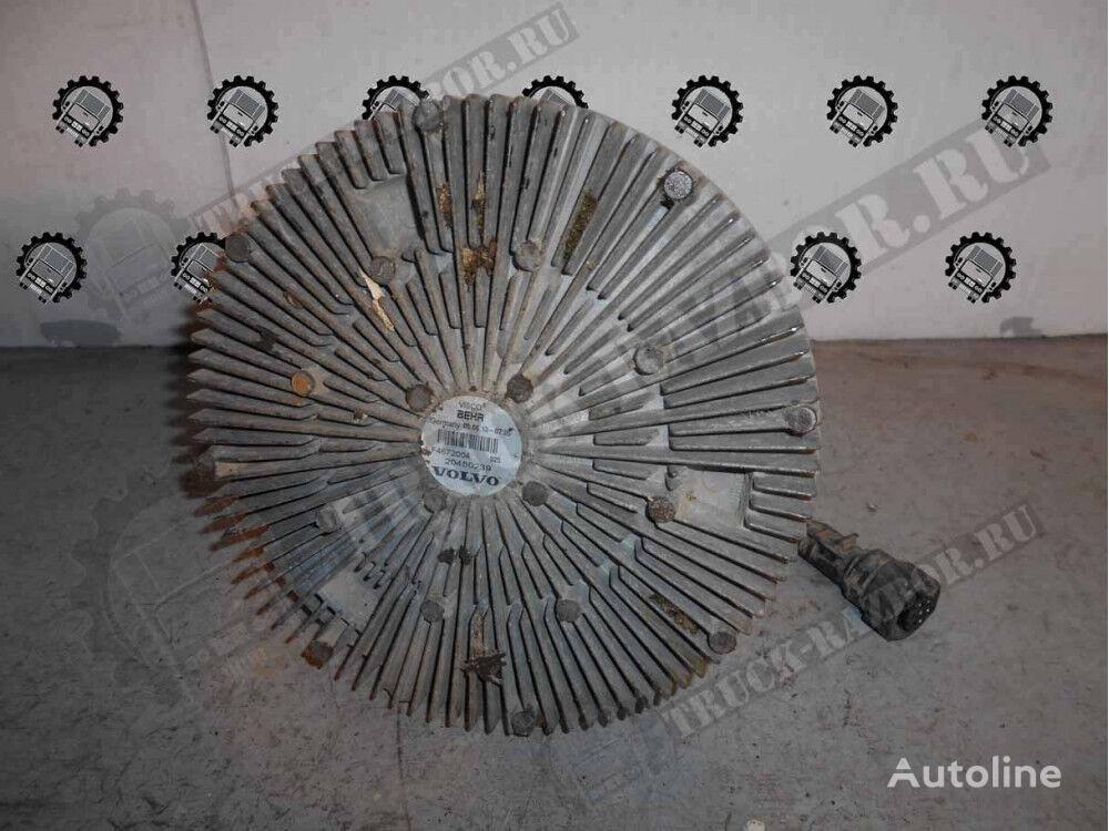 viskomufta spare parts for VOLVO tractor unit