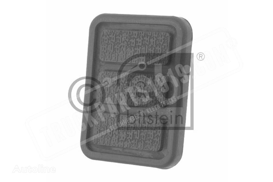 Pedal pad FEBI BILSTEIN (1272021) spare parts for truck