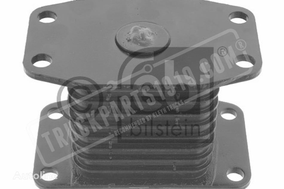 Spring cushion for trailing axle FEBI BILSTEIN (81962105022) spare parts for truck