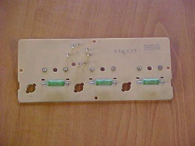 Printplaat achter brandstofmeter spare parts for MAN Printplaat achter brandstofmeter tractor unit
