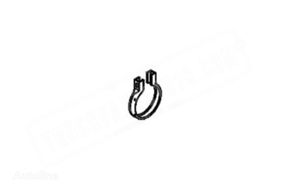 Clamp   MERCEDES-BENZ TRUCKPARTS1919 (6209970590) spare parts for MERCEDES-BENZ truck