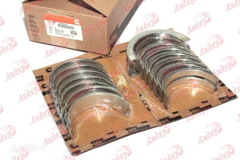 Komplekt vkladyshey korennyh /  Bearing set Undersize, 0.50 mm, Replaces: A77713 0,5 mm spare parts for CASE IH combine-harvester