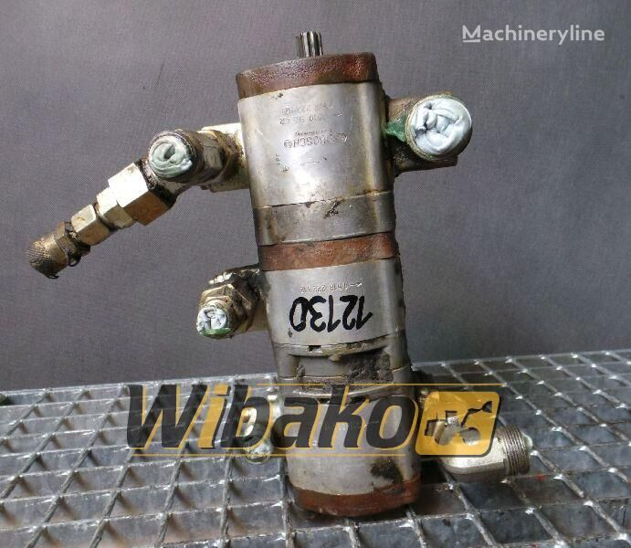 Gear pump Bosch 0510563432 spare parts for 0510563432 other construction equipment