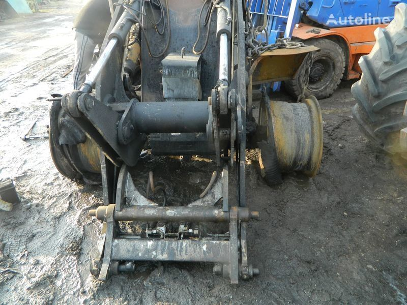 damaged ATLAS 85 B/U ZAPChASTI/used spare parts spare parts for ATLAS 85 wheel loader