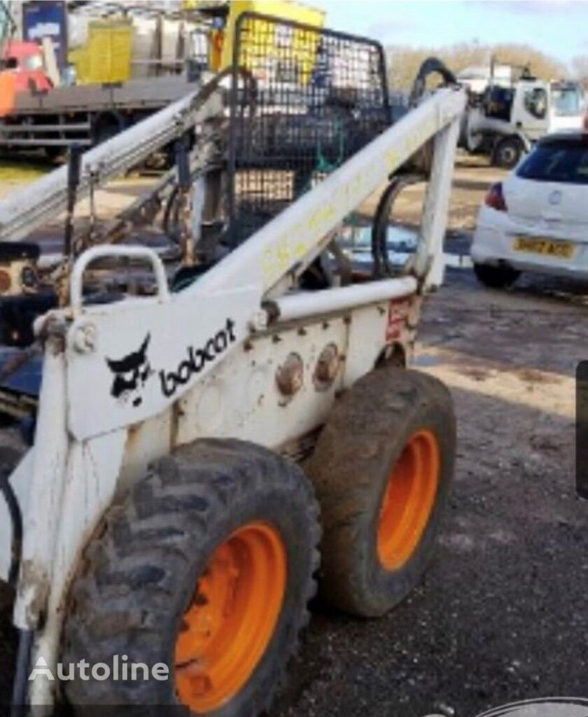 Dismantled for spare parts BOBCAT spare parts for BOBCAT skid steer